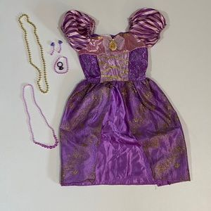 🌻2/$12 Disney Rapunzel Princess Costume